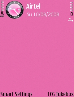 The Pink Theme