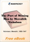 The Port of Missing Men for MobiPocket Reader