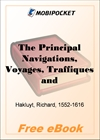 The Principal Navigations, Voyages, Traffiques and Discoveries of the English Nation - Volume 01 for MobiPocket Reader