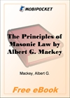 The Principles of Masonic Law for MobiPocket Reader