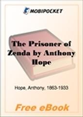 The Prisoner of Zenda for MobiPocket Reader