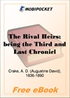 The Rival Heirs for MobiPocket Reader