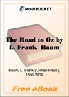 The Road to Oz for MobiPocket Reader