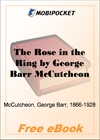 The Rose in the Ring for MobiPocket Reader