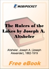 The Rulers of the Lakes for MobiPocket Reader