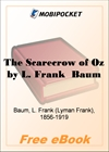 The Scarecrow of Oz for MobiPocket Reader