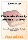 The Scarlet Gown for MobiPocket Reader
