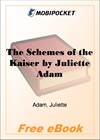 The Schemes of the Kaiser for MobiPocket Reader