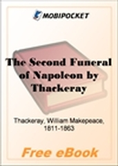 The Second Funeral of Napoleon for MobiPocket Reader