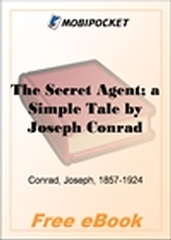 The Secret Agent: a Simple Tale for MobiPocket Reader