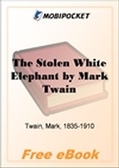 The Stolen White Elephant for MobiPocket Reader