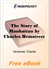 The Story of Manhattan for MobiPocket Reader