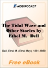 The Tidal Wave and Other Stories for MobiPocket Reader