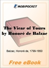 The Vicar of Tours for MobiPocket Reader