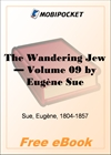 The Wandering Jew - Volume 09 for MobiPocket Reader