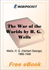 The War of the Worlds for MobiPocket Reader