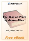 The Way of Peace for MobiPocket Reader
