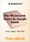 The Wentworth Letter for MobiPocket Reader
