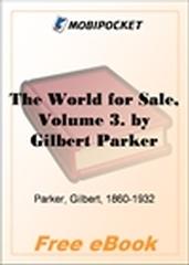 The World for Sale, Volume 3 for MobiPocket Reader