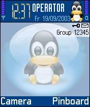 Linux Theme