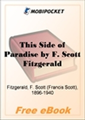 This Side of Paradise for MobiPocket Reader