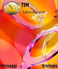 Toshiba Theme for Nokia N70/N90