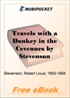 Travels with a Donkey in the Cevennes for MobiPocket Reader