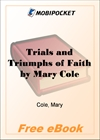 Trials and Triumphs of Faith for MobiPocket Reader