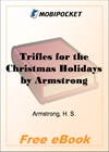 Trifles for the Christmas Holidays for MobiPocket Reader