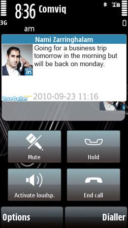 TrueCaller for Nokia C5-03 Free Download