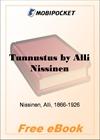 Tunnustus for MobiPocket Reader