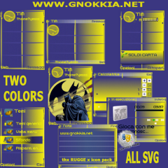 Two Colors Theme