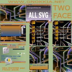 Two Faces Theme