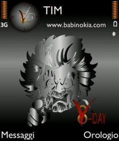 V-DAY Theme