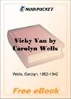 Vicky Van for MobiPocket Reader
