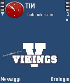 Vikings Theme for Nokia N70/N90