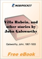 Villa Rubein, and other stories for MobiPocket Reader
