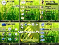 Vista Green Theme