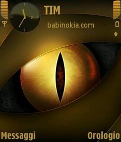 Vlad Eye Theme