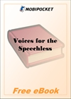 Voices for the Speechless for MobiPocket Reader