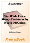 We Wish You a Merry Christmas for MobiPocket Reader