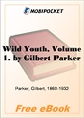 Wild Youth, Volume 1 for MobiPocket Reader