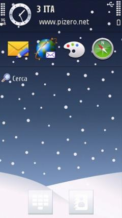 Wintertime Theme