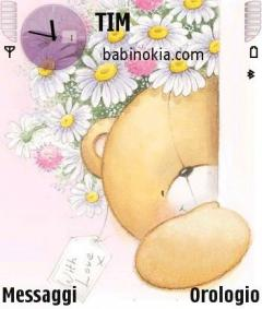 With Love Theme for Nokia N70/N90