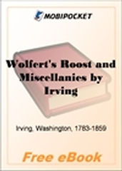 Wolfert's Roost and Miscellanies for MobiPocket Reader