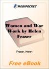 Women and War Work for MobiPocket Reader