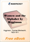 Women and the Alphabet for MobiPocket Reader