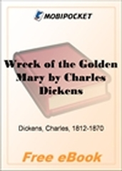 Wreck of the Golden Mary for MobiPocket Reader