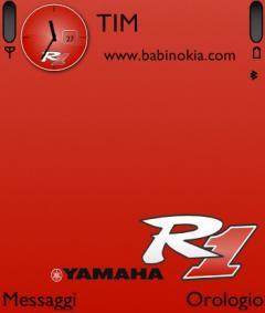 Yamaha R1 Theme