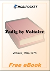 Zadig for MobiPocket Reader